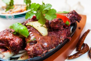 Indian restaurants near Leicester square London