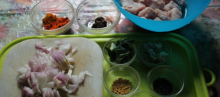 ingredients for kerala fish curry