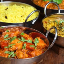 Indian Restaurants near Piccadilly Circus