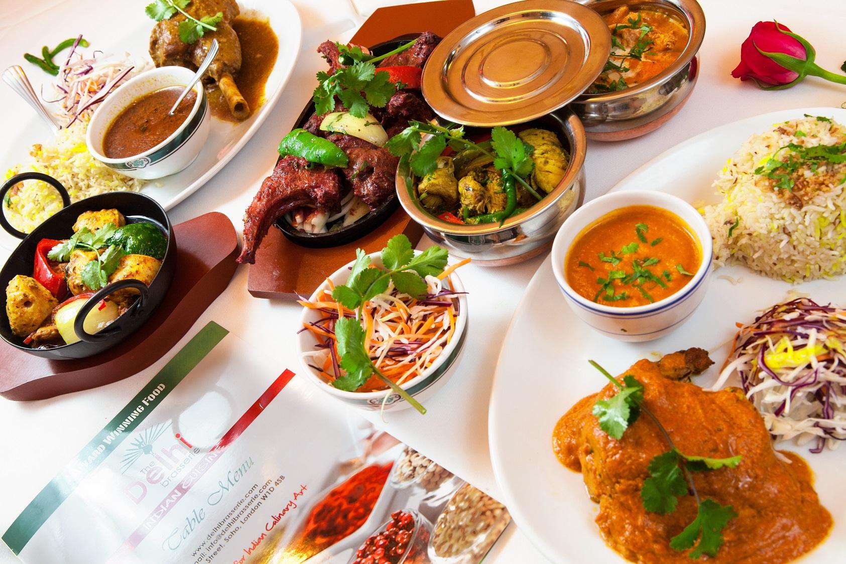 Indian-Food-Restaurant-Soho-DelhiBrassrie