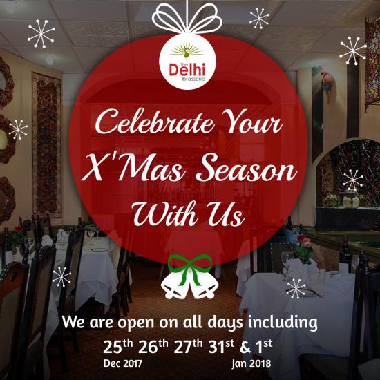 Delhibrasserie-christmas-season
