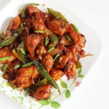 delhibrasseire-south-indian-chilli-chicken-Indian-restaurant