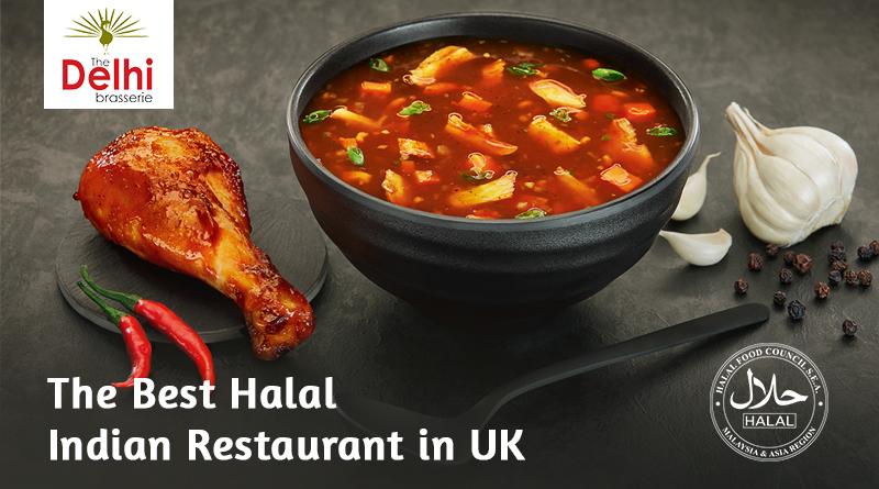 The Best Halal Indian Restaurant in UK