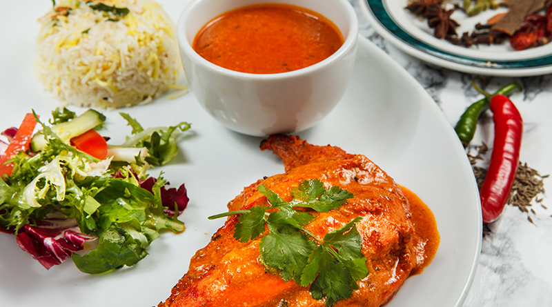 Indian restaurants near Intercontinental LONDON PARK LANE