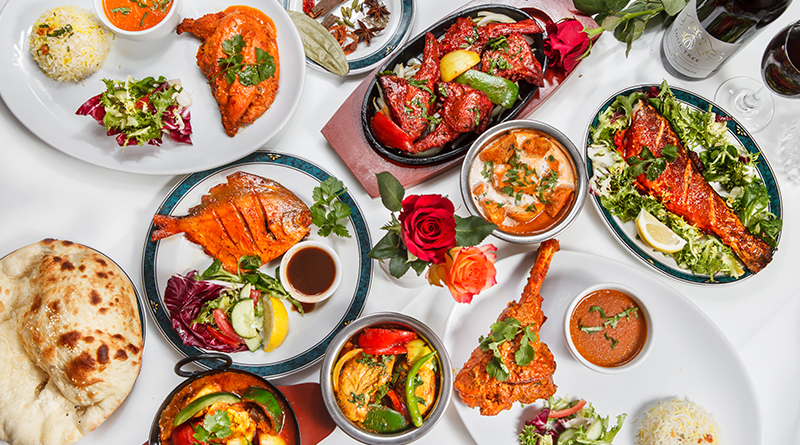 Indian restaurants near bar italia