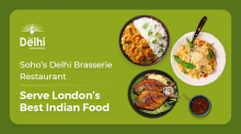 Soho Delhi Brasserie Restaurant Serve London Best Indian Food1