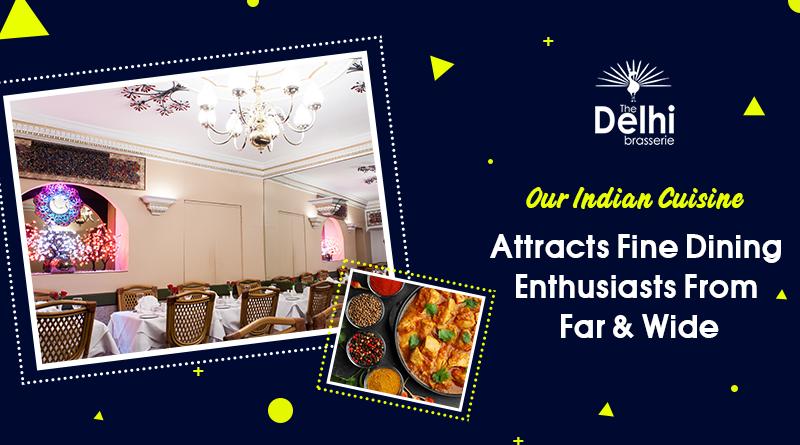 Indian Foods at DelhiBrasserie