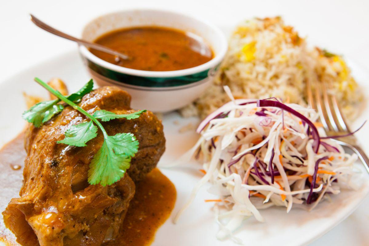 Delhi Brasserie Soho 13