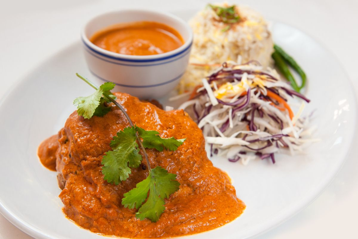 Dine at Delhi Brasserie Indian Restaurant in Soho London