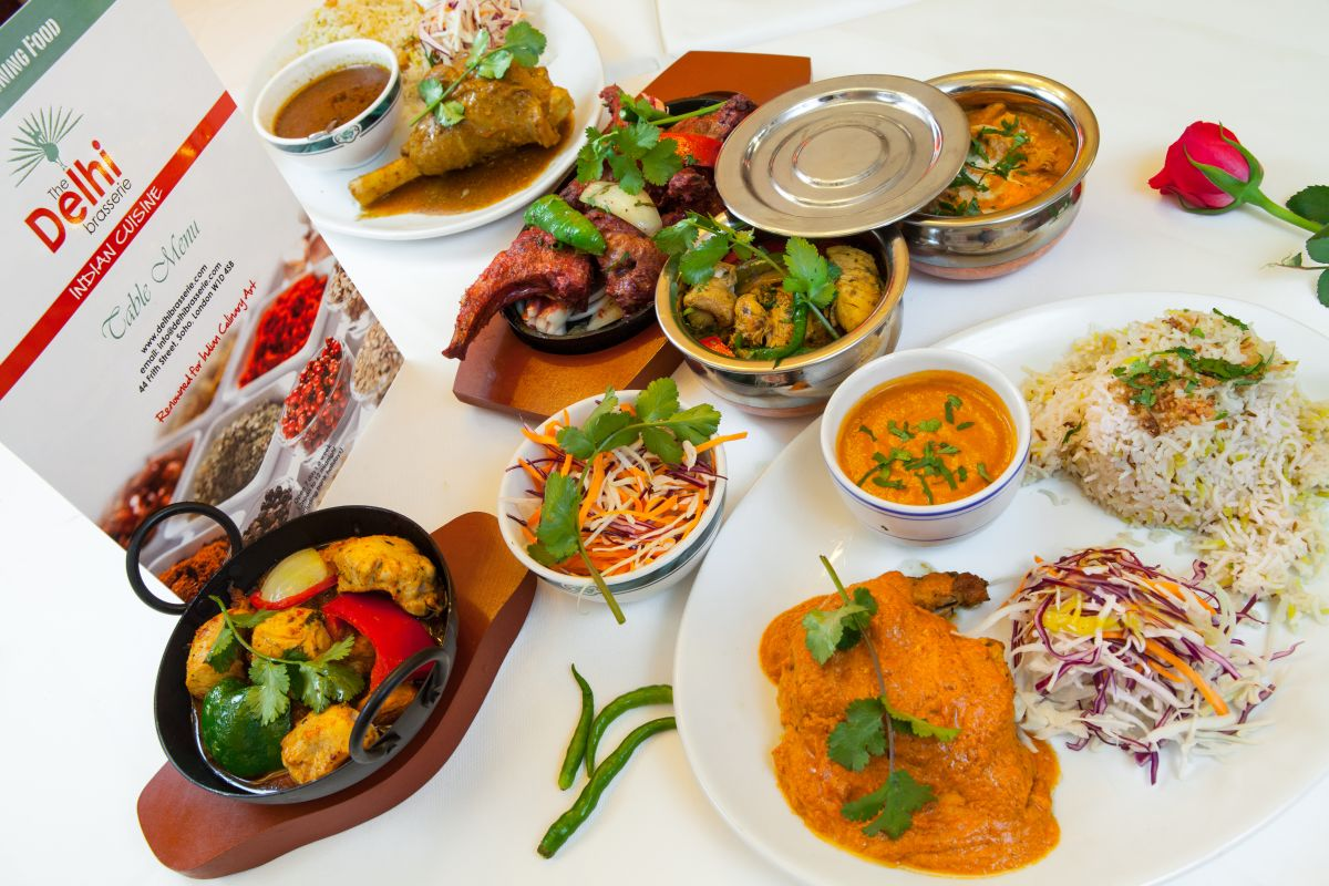 Delhi Brasserie Soho 17