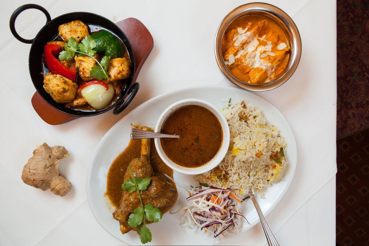 Delhi Brasserie Soho 15