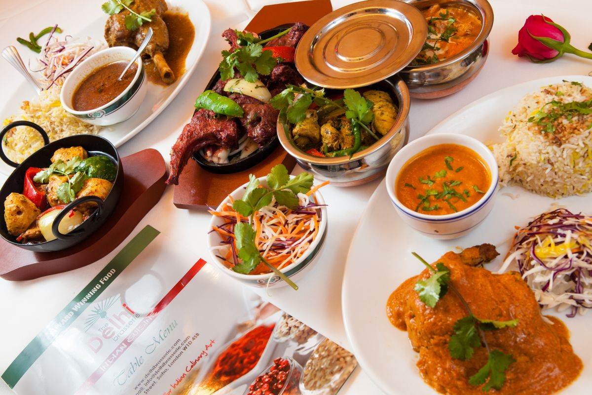Best Indian Restaurant in Soho London