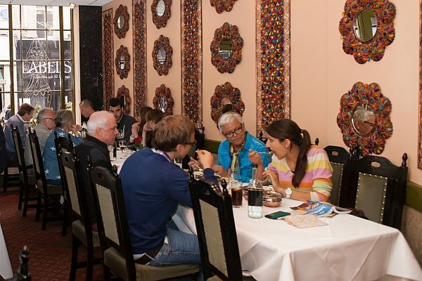 Reviews of Delhi Brasserie Indian Restaurant Soho